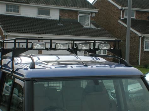 www discovery2 co uk roof rack lights