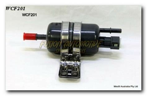 Fuel Filter For Jeep Grand Cherokee 4 7l V8 2002 05 05