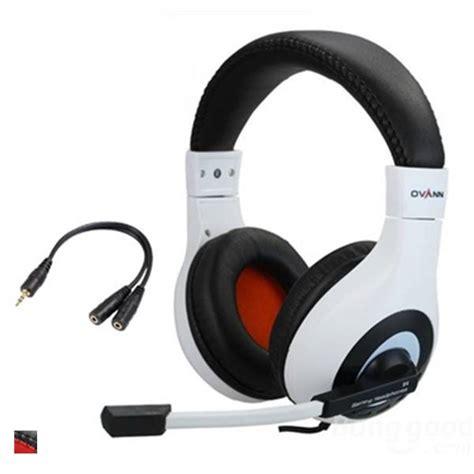 Headset With Mic Headphone Ovann X1 Professional Stereo Gaming ovann x4 professional stereo comfortable gaming headphone with mic us 16 00