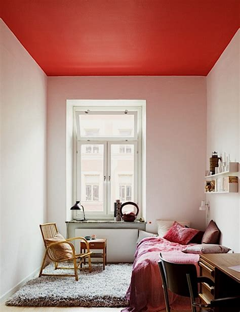 what color to paint ceiling using color on kids room ceilings