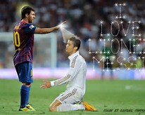 Lionel Messi vs Ronaldo Funny