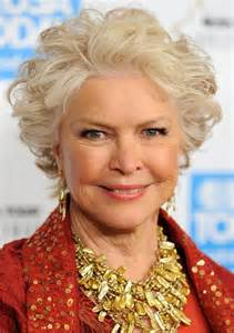 Short hairstyles for older women messy hairstyle for women over 50