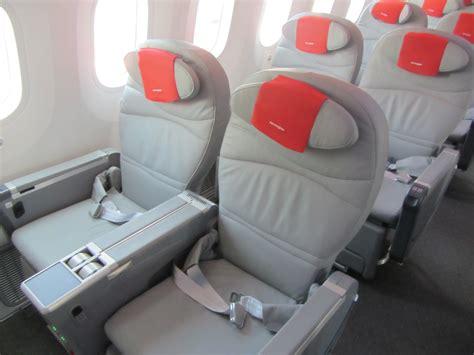 Dreamliner Premium Cabin by Lounge Tilgang Med Premium Insideflyer No