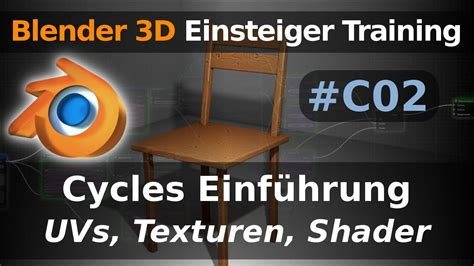 blender tutorial pdf deutsch blender 3d einsteiger training c 02 cycles einf 252 hrung