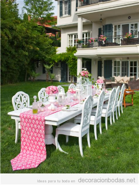 como decorar el patio para una fiesta patio archivos decoraci 243 n bodas