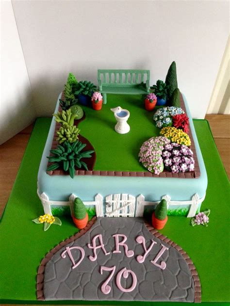 Garden Cakes On Pinterest Vegetable Best 25 Vegetable Garden Cake Ideas On Pinterest Garden Cakes Gardener Birthday Cake Hawe Park