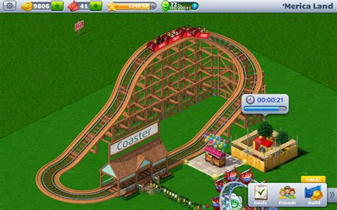 rct4 mobile rollercoaster tycoon 4 mobile screenshots for android
