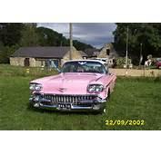 1957 1958 1959 Series 62 Cadillac Coupe De Ville Eldorado