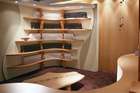 librerie immagini interesting dove collocare la tua libreria curva with