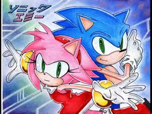 Dark sonic and amy fanfiction team sonic and amy by smsskull