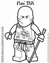 Dessin à colorier Ninjago - Ce dessin à colorier est identifié par ...
