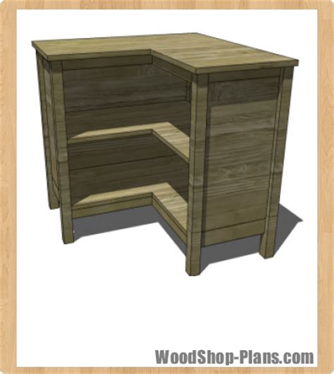 Corner Bookcase Plans Corner Bookcase Woodworking Plans Woodshop Plans