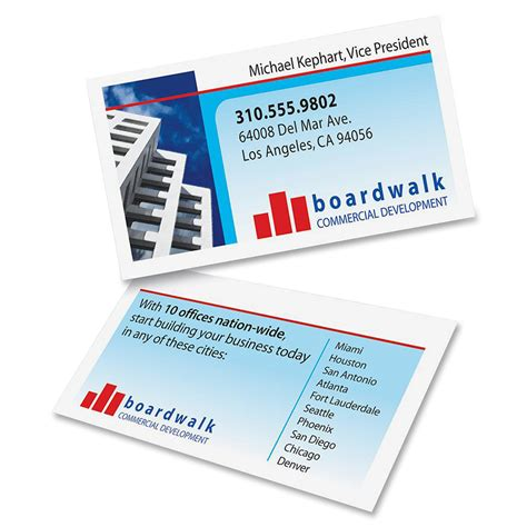 avery 5874 business cards template avery clean edge business card ld products