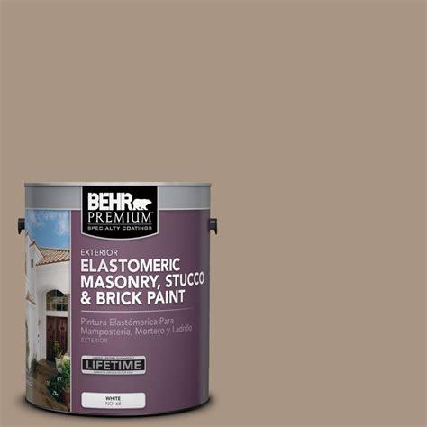 behr premium 1 gal ms 24 river elastomeric masonry