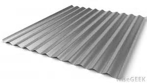 Pictures of White Corrugated Roofing Sheets