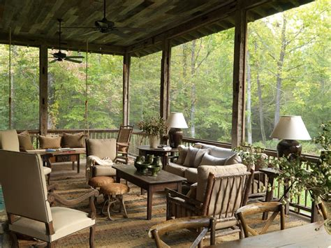 How To Decorate A Ranch Style Home by 4 Types Of Porches Hgtv