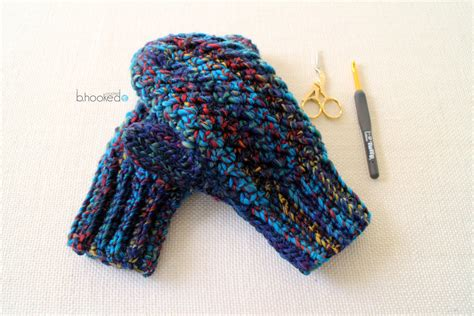 pattern crochet mittens woven crochet mittens pattern tutorial b hooked crochet