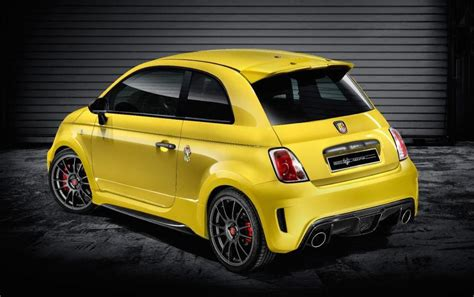 official abarth 695 biposto record limited