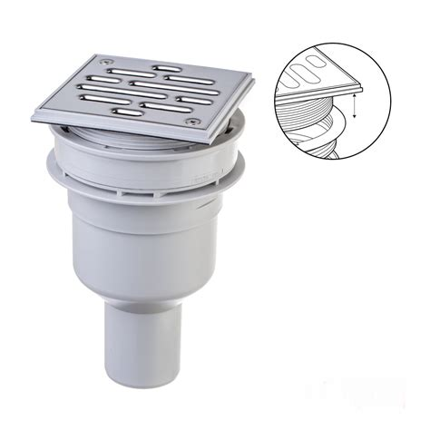 Bodengleiche Dusche Ablauf by Duschabl 228 Ufe F 252 R Bodengleiche Duschen Jumbo Shop
