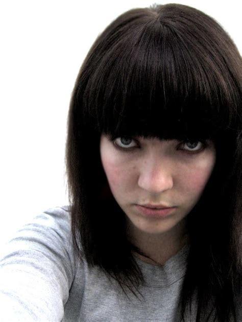hairstyles with bangs black hair black short hairstyles with bangs hair style and color