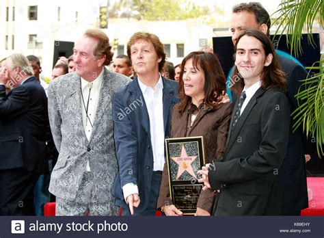 Paul Mccartney Stepping Out With A New Friend by Tom Idle Stock Photos Tom Idle Stock Images Alamy