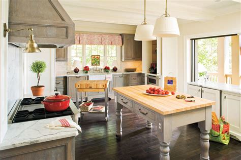 southern living kitchen ideas kitchen hemlock springs idea house tour southern living