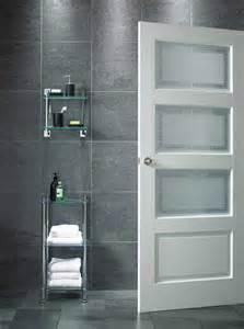 White Glass Interior Doors Contemporary 4 Glazed White Doors