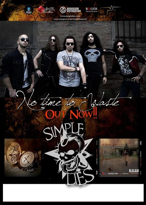 Simple Search Il Simple Lies Danger Zone Circolo Arci Zona Roveri Bologna Notturno Metal