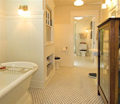 arts and crafts bathroom ideas an arts crafts cottage preserved old house online