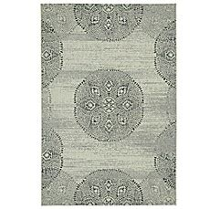 capel rugs genevieve gorder genevieve gorder by capel rugs finesse mandala woven rug bed bath beyond