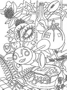 Swear Word Colouring Book Fishpondconz Books Coloring