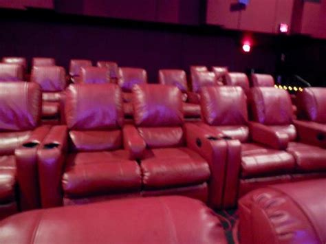 Amc Theaters Reclining Seats by The Reclining Seats
