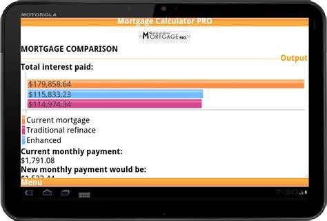 mortgage calculator pro professional loan calculator for