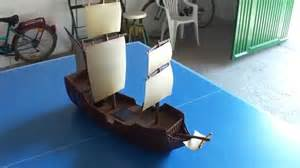 cardboard fantasy ship 28mm scale warhammer scenery
