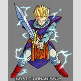 Gohan Super Saiyan 10000 | 800 x 1000 jpeg 112kB