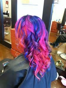pravana blue hair color pravana colors hair dye autism awareness pink