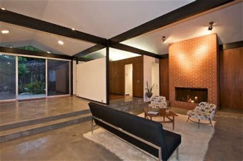 mid century modern homes  sale real estate mid century modern california