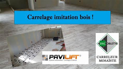 Carrelage Imitation Parquet Avis 4259 by Poser Du Carrelage Imitation Parquet Avec Syst 232 Me Pavilift