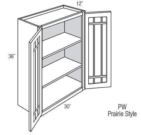 jsi georgetown kitchen cabinets pgw3036b wall cabinet w solid glass pane georgetown rta