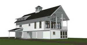 Barn House Plan Contemporary Barn House Plans The Montshire