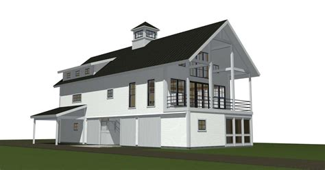 modern barn house plans contemporary barn house plans the montshire