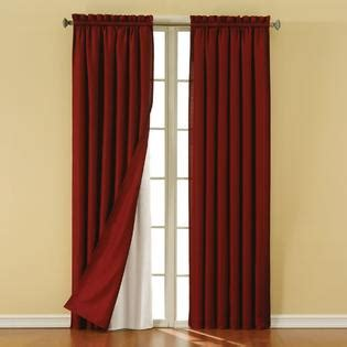 Blackout Curtains Liner Eclipse Curtains Thermal Blackout Liner
