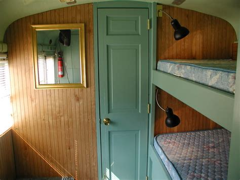 rv bedroom door a victorian rv