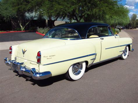 54 Chrysler New Yorker by Top Hat 54 Chrysler New Yorker Newport Mint2me