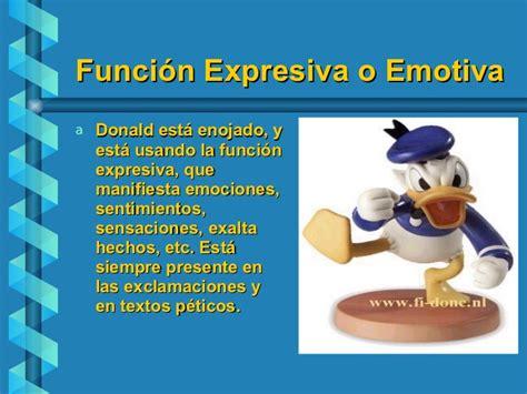 imagenes emotivas ejemplos funciones ejemplos