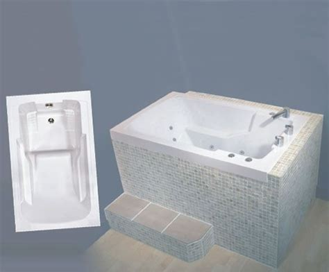 japanese style bathtubs nirvana japanese style deep soaking tub shower room