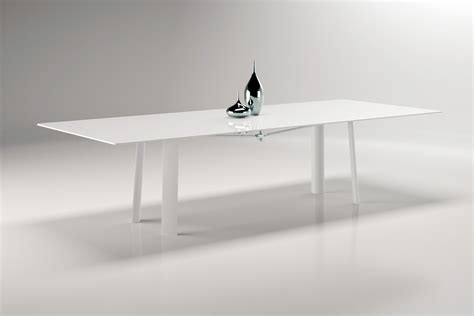 modern brass table premium all white glass top metal table ambience dor 233