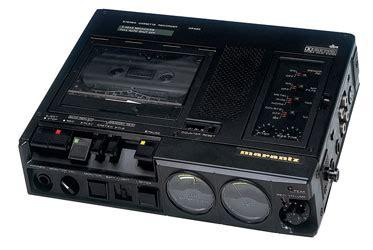 marantz cassette recorder the marantz pmd430 the best cassette deck made