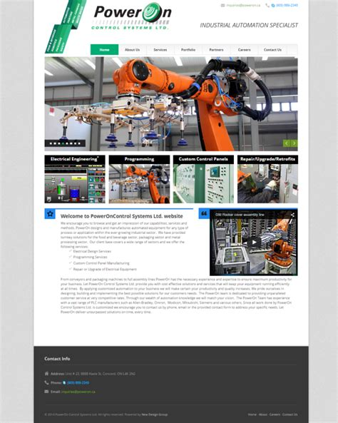 web design for manufacturing companies manufacturing company web design 5 tips for mega sales