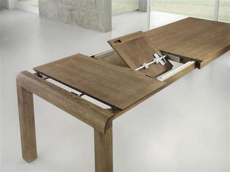 costruire tavolo biliardo tavolo allungabile in legno woodconcept by domus arte